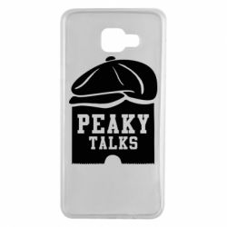 Чехол для Samsung A7 2016 Peaky talks
