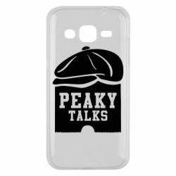 Чохол для Samsung J2 2015 Peaky talks