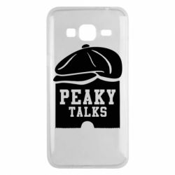 Чехол для Samsung J3 2016 Peaky talks