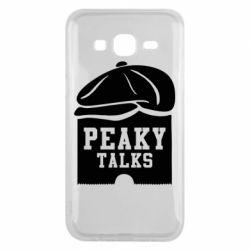 Чохол для Samsung J5 2015 Peaky talks