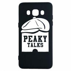 Чохол для Samsung J5 2016 Peaky talks