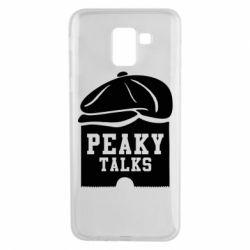 Чохол для Samsung J6 Peaky talks