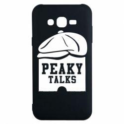 Чохол для Samsung J7 2015 Peaky talks