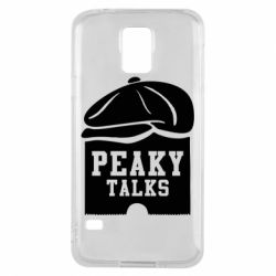 Чехол для Samsung S5 Peaky talks