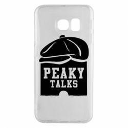Чохол для Samsung S6 EDGE Peaky talks