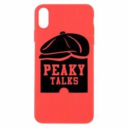 Чохол для iPhone Xs Max Peaky talks