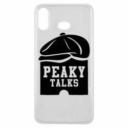 Чохол для Samsung A6s Peaky talks