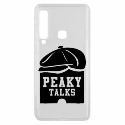 Чехол для Samsung A9 2018 Peaky talks