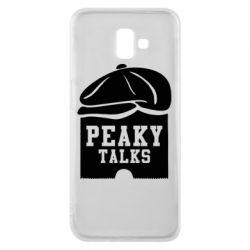 Чохол для Samsung J6 Plus 2018 Peaky talks