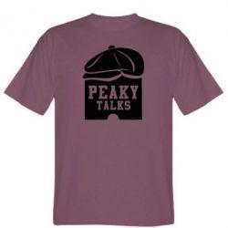 Чоловіча футболка Peaky talks
