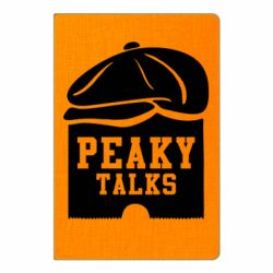 Блокнот А5 Peaky talks