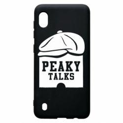 Чохол для Samsung A10 Peaky talks