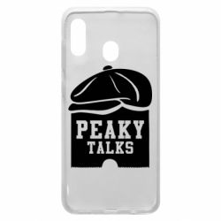 Чохол для Samsung A20 Peaky talks