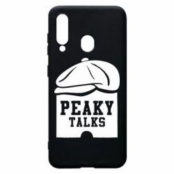 Чохол для Samsung A60 Peaky talks
