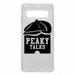 Чехол для Samsung S10 Peaky talks