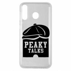 Чохол для Samsung M30 Peaky talks