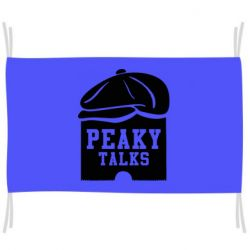 Флаг Peaky talks
