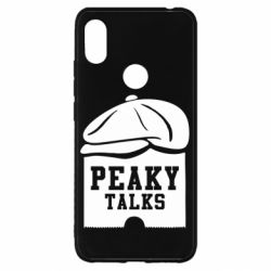 Чехол для Xiaomi Redmi S2 Peaky talks