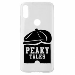 Чехол для Xiaomi Mi Play Peaky talks