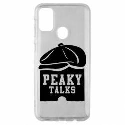 Чохол для Samsung M30s Peaky talks