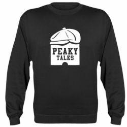 Реглан (світшот) Peaky talks