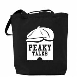 Сумка Peaky talks