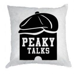 Подушка Peaky talks