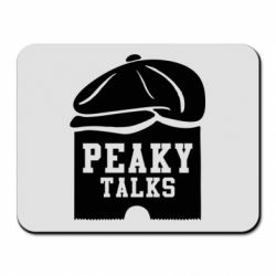 Килимок для миші Peaky talks