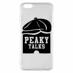 Чехол для iPhone 6 Plus/6S Plus Peaky talks