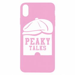Чохол для iPhone X/Xs Peaky talks