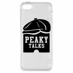 Чехол для iPhone5/5S/SE Peaky talks