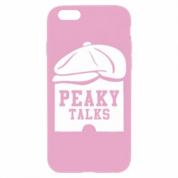 Чехол для iPhone 6/6S Peaky talks