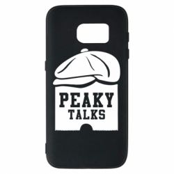 Чехол для Samsung S7 Peaky talks