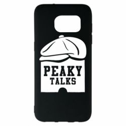 Чехол для Samsung S7 EDGE Peaky talks