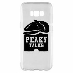 Чехол для Samsung S8+ Peaky talks