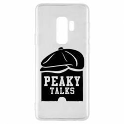 Чохол для Samsung S9+ Peaky talks
