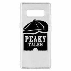 Чохол для Samsung Note 8 Peaky talks