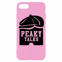 Чехол для iPhone 8 Peaky talks