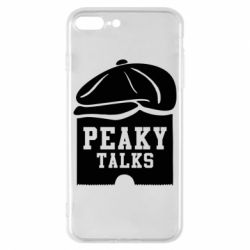 Чехол для iPhone 8 Plus Peaky talks