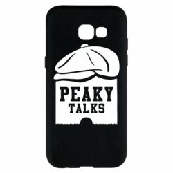 Чехол для Samsung A5 2017 Peaky talks