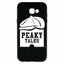 Чехол для Samsung A7 2017 Peaky talks