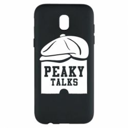 Чехол для Samsung J5 2017 Peaky talks