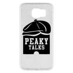 Чехол для Samsung S6 Peaky talks