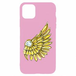 Чехол для iPhone 11 Pearl and wing