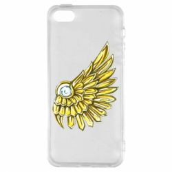 Чехол для iPhone5/5S/SE Pearl and wing