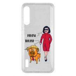 Чохол для Xiaomi Mi A3 Pelosi and Trump