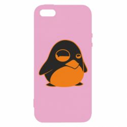 Чехол для iPhone5/5S/SE Penguin