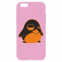 Чехол для iPhone 6 Plus/6S Plus Penguin