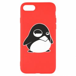 Чехол для iPhone 7 Penguin