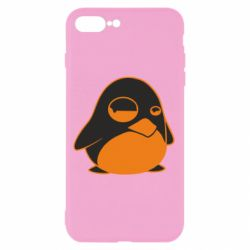 Чехол для iPhone 7 Plus Penguin